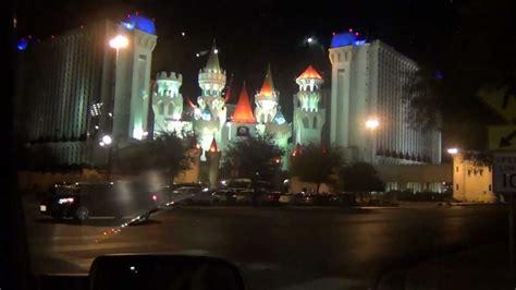 Las Vegas In Christmas Time Youtube