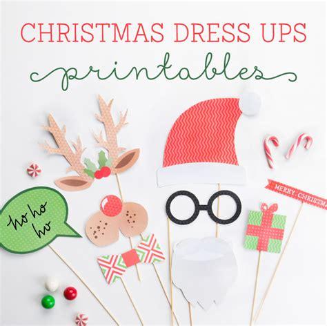 tinyme christmas dress ups free printables tinyme blog