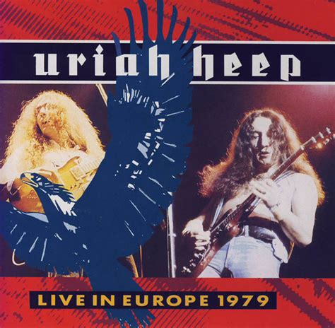 Cd Nightrage Sweet Vengeance 1 Obi uriah heep live in europe 1979 cd album at discogs