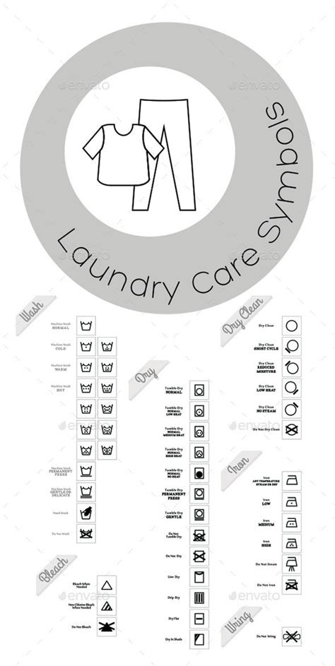 Care Label Template 187 Dondrup Com Wash Care Label Template