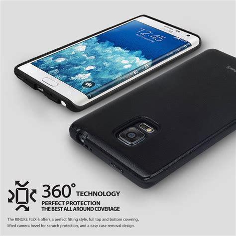 Ringke Flex S Samsung Galaxy Note Edge N9150 ringke flex s skal till samsung galaxy note edge ljusbl 229