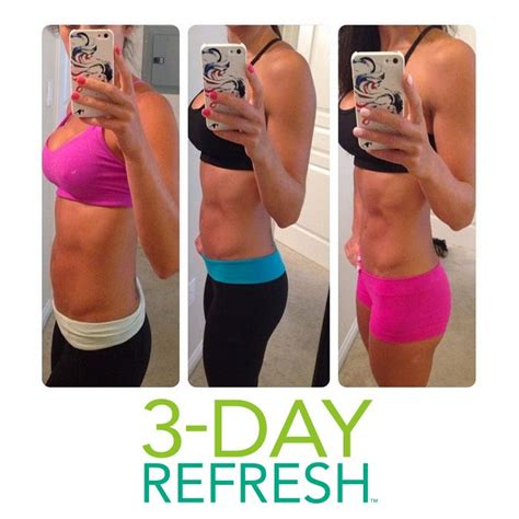 Results Transformation 21 Day Detox by 510 Best Before And After Results Images On