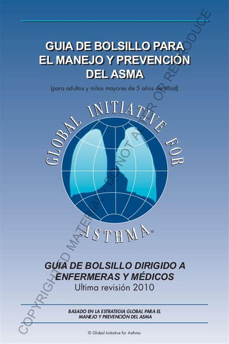gu 205 a de bolsillo gina para el tratamiento y la prevenci 211 n del asma