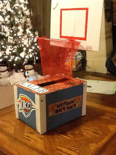 box okc thunder basketball creative side