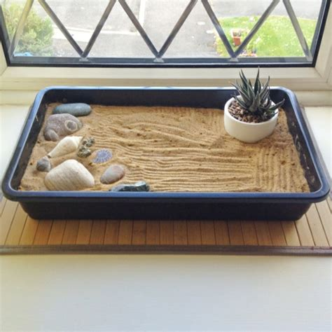 Jardin Zen Miniature by Jardin Zen Miniature