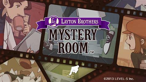 layton brothers mystery room 2 los 50 mejores juegos para android