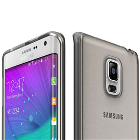 Ringke Flex S Samsung Galaxy Note Edge N9150 two thin new cases for the galaxy note edge mobile
