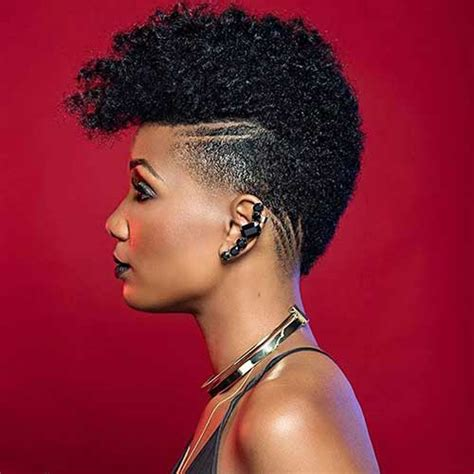 haircuts for african american women to make hair look thicker 20 black girls with short hair short hairstyles