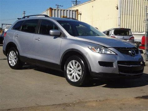 purchase used 2008 mazda cx 9 56k miles leather heated seats running boards we finance in