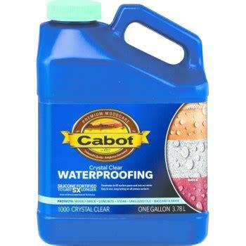 buy  cabot  waterproofing tones sealer