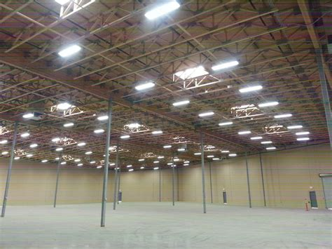 Warehouse Lighting by Commercial Electrical Contractors San Bernardino