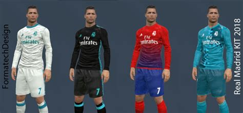 Jersey Real Madrid Away 2017 2018 Official Patch Ucl Wcc pesegy patches pes 2017 real madrid 2017 2018 kit by