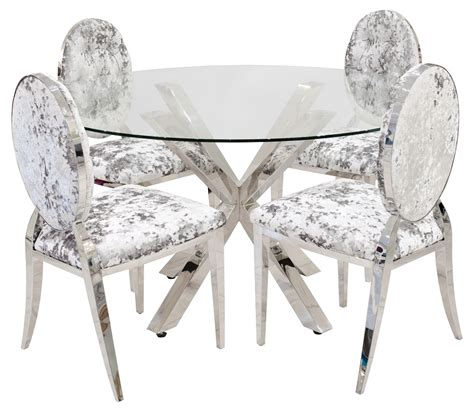 Glass Dining Table Uk Crossley Glass Dining Tables Glass Dining Table Glassdiningfurniture Co Uk