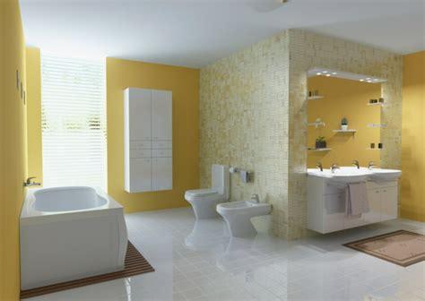 Badezimmer Gelb Dekorieren by Unz 228 Hlige Einrichtungsideen F 252 R Ihr Tolles Zuhause