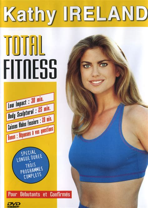 Kathy Ireland L Collection by Kathy Ireland Total Fitness Dvd