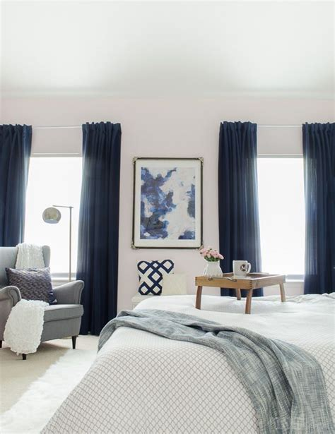 navy blue curtains for bedroom the 25 best navy curtains bedroom ideas on pinterest