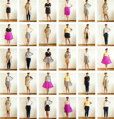 30 Item Wardrobe by Capsule Wardrobe Newhairstylesformen2014