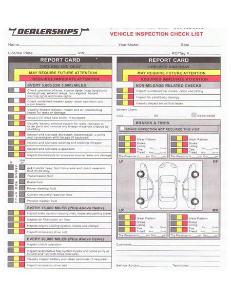vehicle maintenance plan free download