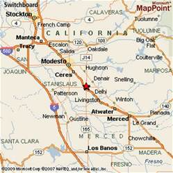 map of turlock california turlock california