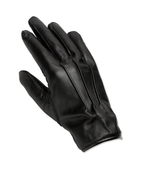 Mes Studded 3in1 s leather gloves workwear alexandra