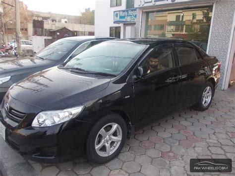 Toyota Corolla 2009 For Sale Used Toyota Corolla Gli Vvti 2009 Car For Sale In Lahore