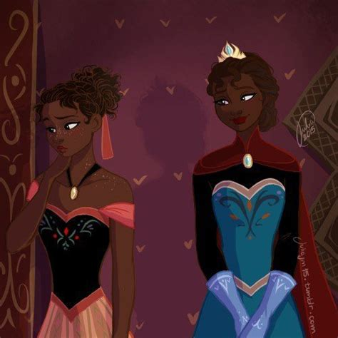 see what you would look like with different color hair et si la reine des neiges 233 tait d origine afro am 233 ricaine