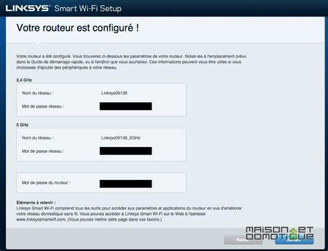 test router test du linksys ea8500 max ac2600 le routeur le