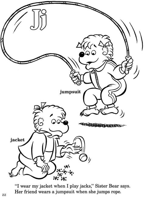Berenstain Bears Coloring Pages Az Coloring Pages Berenstain Bears Coloring Page