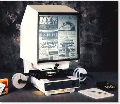 indus 4601 11 microfilm reader | world micrographics