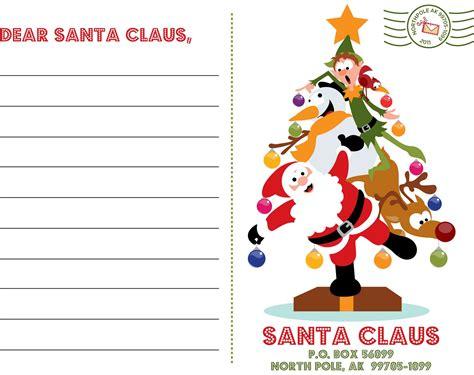 free printable letters to write to santa the real reason kids write to santa