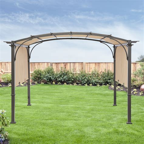 garden oasis pergola with canopy garden oasis pergola with canopy home outdoor decoration