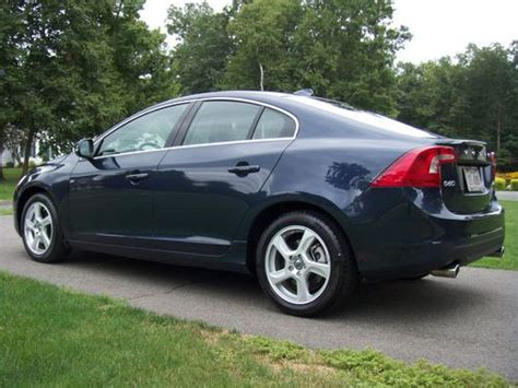 used 2013 volvo s60 sedan sell used 2013 volvo s60 t5 sedan 4 door 2 5l in ellington connecticut united states for us