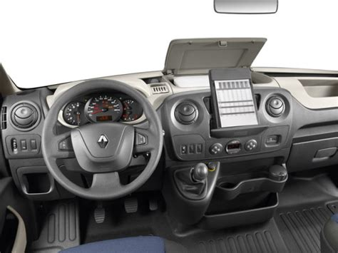 renault van interior renault master energy business review business vans