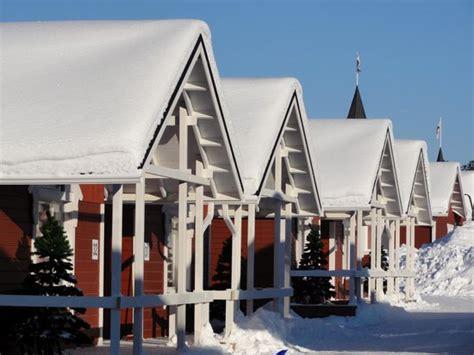 cottage rovaniemi winter cottages picture of santa claus