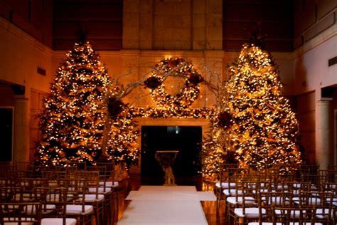 behind the scenes of a busy weekend christmas weddings