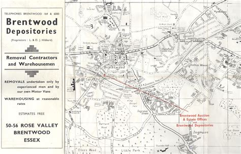 brentwood map local auction history by timeline auctions