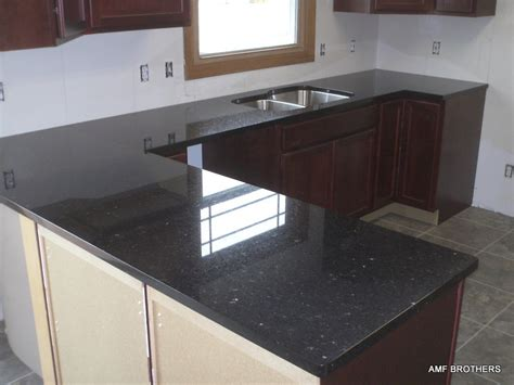 Black Galaxy Countertops by Black Galaxy Dekalb Amf Brothers