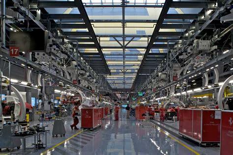ferrari factory building nmv ferrari manufacturing plant arup a global firm of