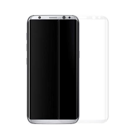Samsung S8 Tempered Glass 3d Color Screen Protector new arrival premium 3d curved cover tempered glass screen protector for samsung galaxy s8