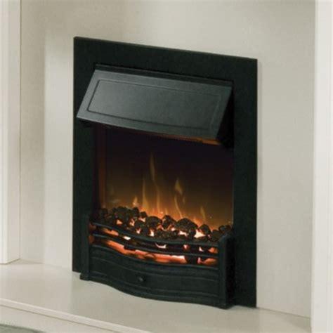 Stunning   Dimplex Danesbury Black Optiflame Electric Fire