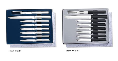 Rada Kitchen Store by 6 Serrated Knife Set Best Carving Knives Rada
