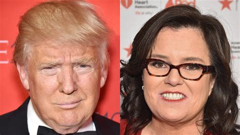 Donald Writes Rosie Odonnell A Letter by The Donald Rosie O Donnell Feud A Timeline