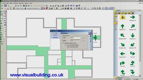 create a building online visual building tutorial how to create a fire escape plan