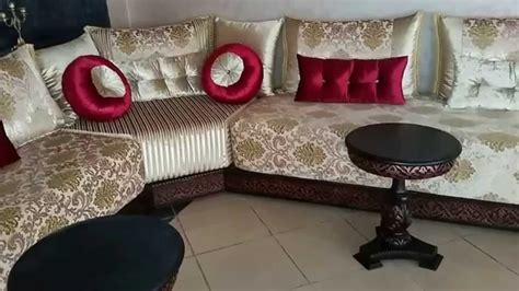 canapé d angle multicolore salon moderne design photo