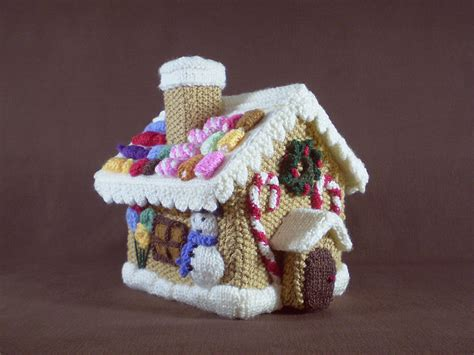 the knit house decorations knitting patterns in the loop knitting