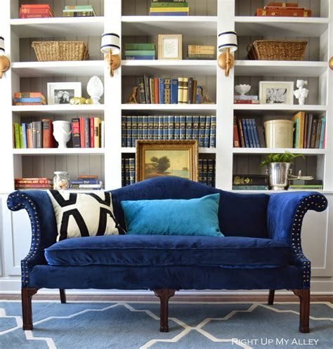Where To Reupholster Furniture Right Up My Alley The Courage To Reupholster A Sofa And