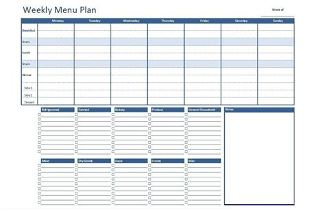 21 day fix meal plan excel inspirational template monthly menu