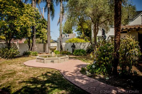 Santa Gardens by Mission Santa Courtyard Gardens Santa Ca