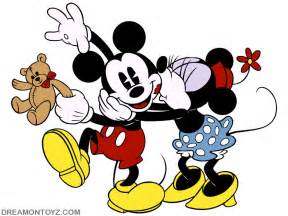 free cartoon graphics pics gifs photographs mickey minnie mouse wallpapers