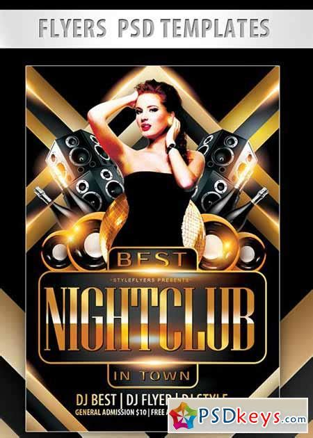 nightclub 187 free download photoshop vector stock image via